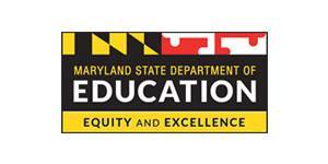 马里兰州教育部的标志