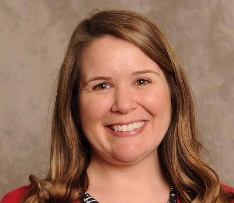 Heather Porter headshot