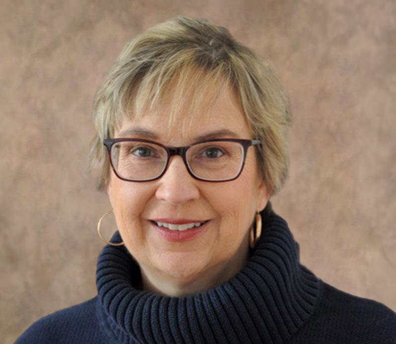Judith Franzak headshot