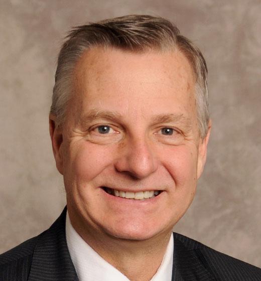 Dr. Dane Foust headshot