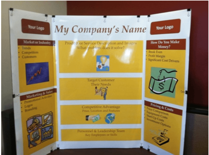 Sample Competition Poster