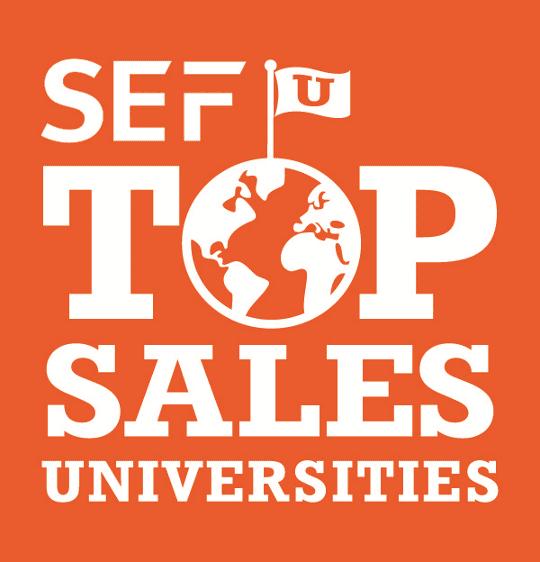 SEF Sales Education Foundation Top Sales University Logo