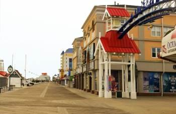 Ocean City Boardwalk