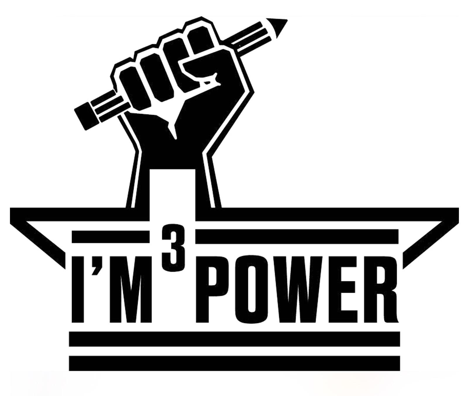 I'm Power Logo