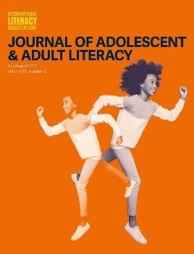Journal of Adolescent & Adult Literacy - Wiley Online Library Cover