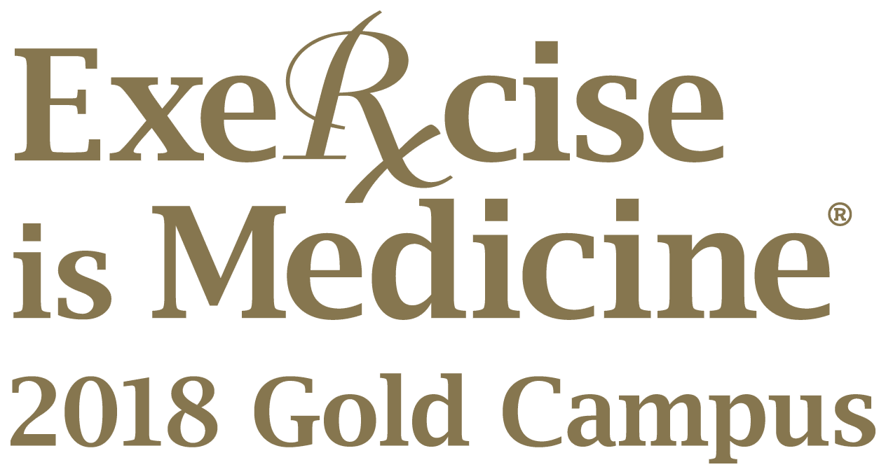 Exercise is Medicine 2018 Gold Campus
