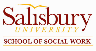 School of Social Work Logo - Salisbury University