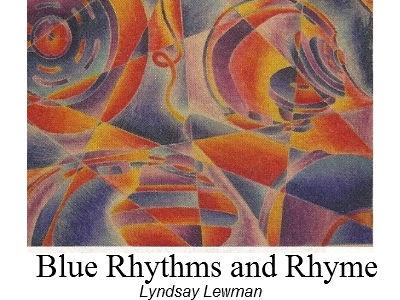 photo of painting Blue Rythms and Rhyme by Lyndsay Lewman