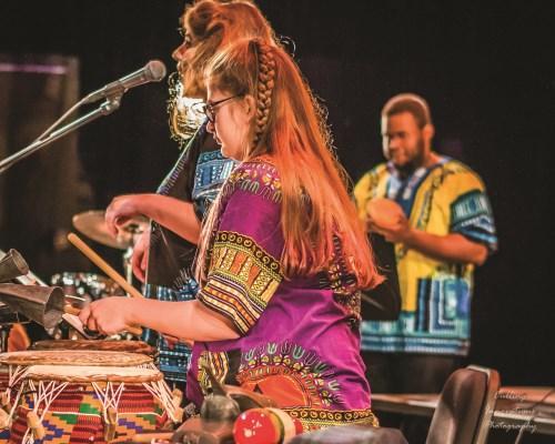 World Drum Experience