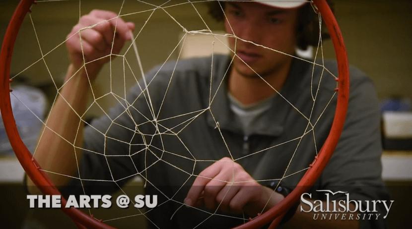 Explore the Arts at SU video screen shot
