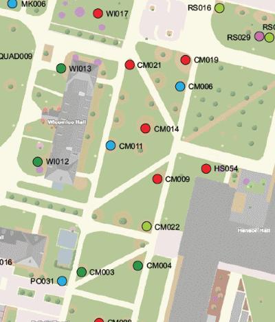 SUPP Map sample
