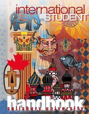 International Student Handbook Cover