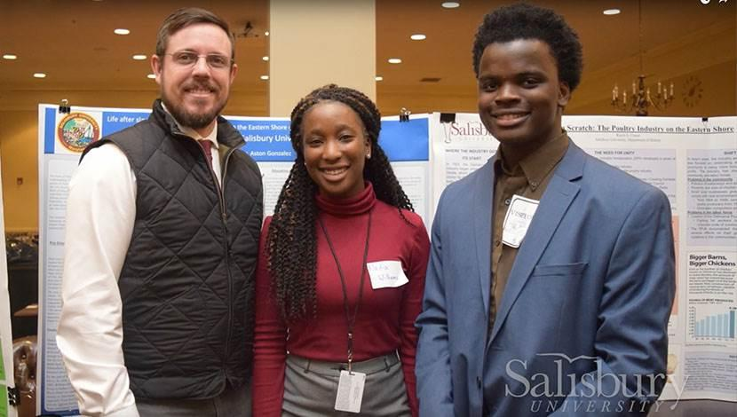 Undergraduate Research: Doing It All - From Start to Finish