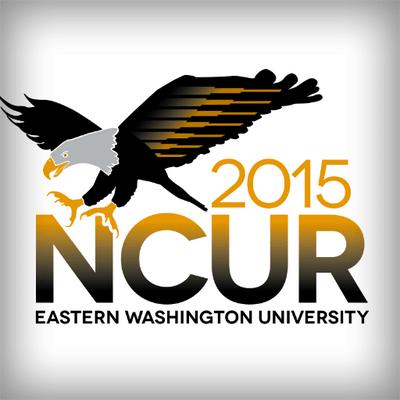 NCUR 2015 logo