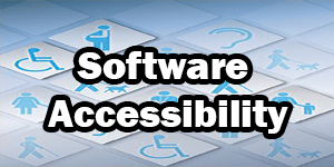 Software Accessibility