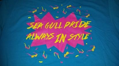 Fall 2015 GULL Week T-shirt Back by Emily Shelton