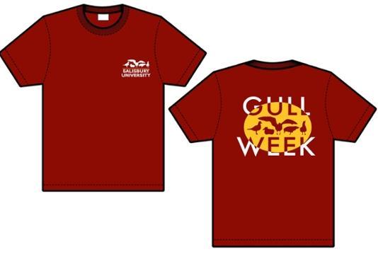 Fall 2019 Gull Week T-Shirt Image