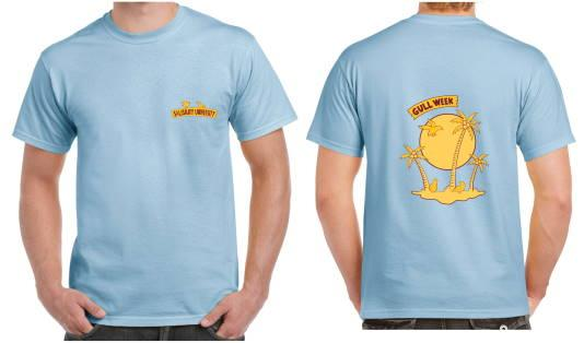 Fall 2021 Gull Week T-Shirt Image