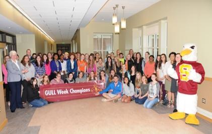 Spring 2015 GULL Week Winners - Seidel