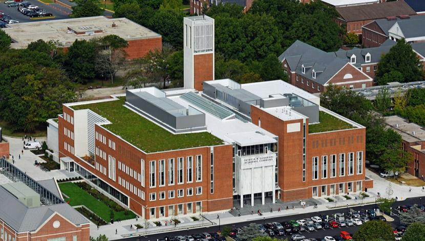 Green Roof on the GAC