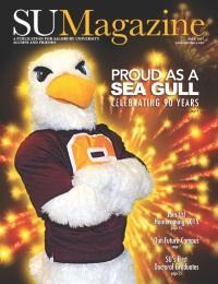 SU Magazine Cover
