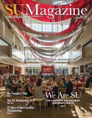 SU Magazine Cover 2019