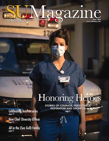 SU Magazine Cover 2020