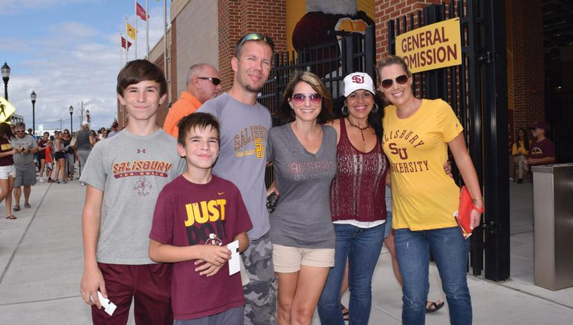Homecoming & Family Weekend picture