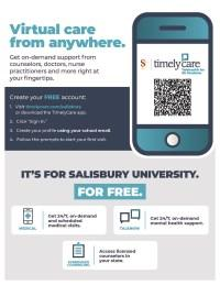 timelyCare Launch Services Flyer
