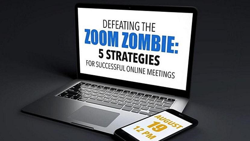 Zoom Zombies Poster Image
