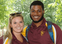 CSA Student workers