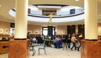 Inside Dining Commons