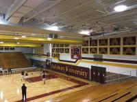Inside of Maggs Gym