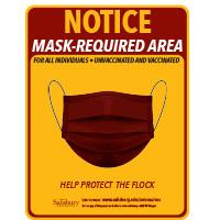 COVID Face Mask Required Area Thumbnail