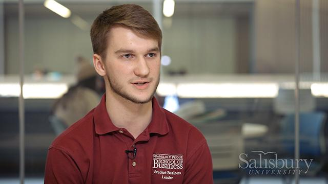Meet Nicholas – Information Systems Major