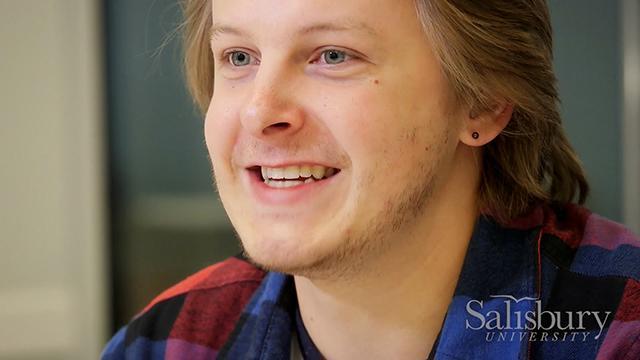 Meet Ben – International Studies Major video still